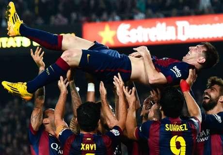 Betting: Barcelona 30/1 to beat Juventus