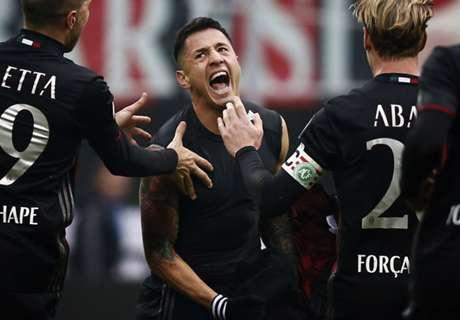 Milan worstelt met hekkensluiter