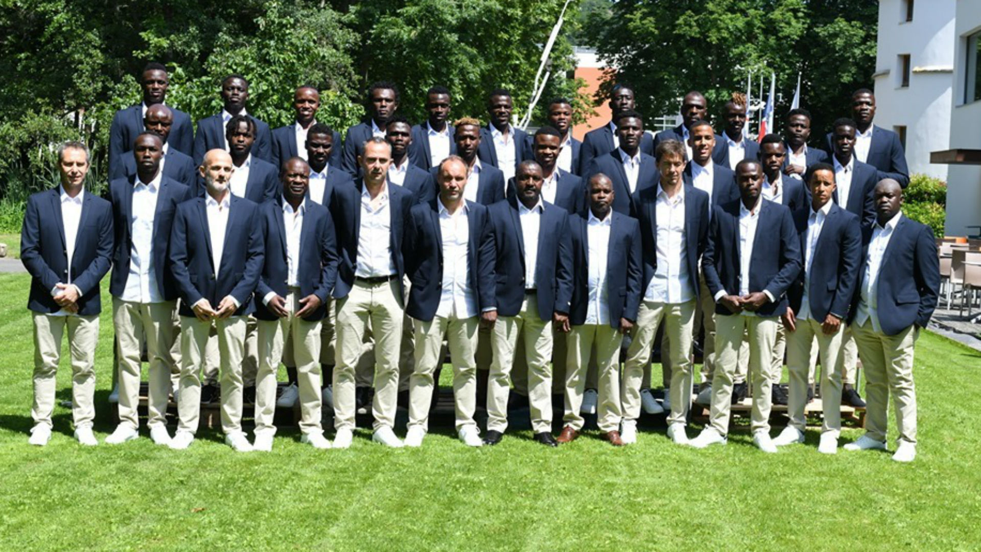 Afcon: Nyamweya - Harambee Stars weather preparation was very different in France