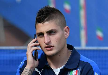 RUMOURS: Deadline for Verratti future