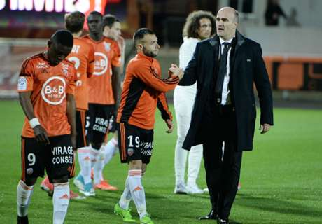 Waris and Lorient head into play-offs