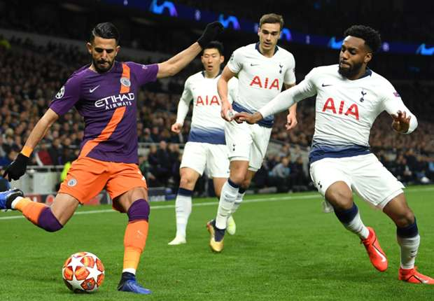 Riyad Mahrez Assures Manchester City Fans After Tottenham Hotspur Loss Goal Com