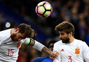 En la Selección española, donde son un pilar fundamental.