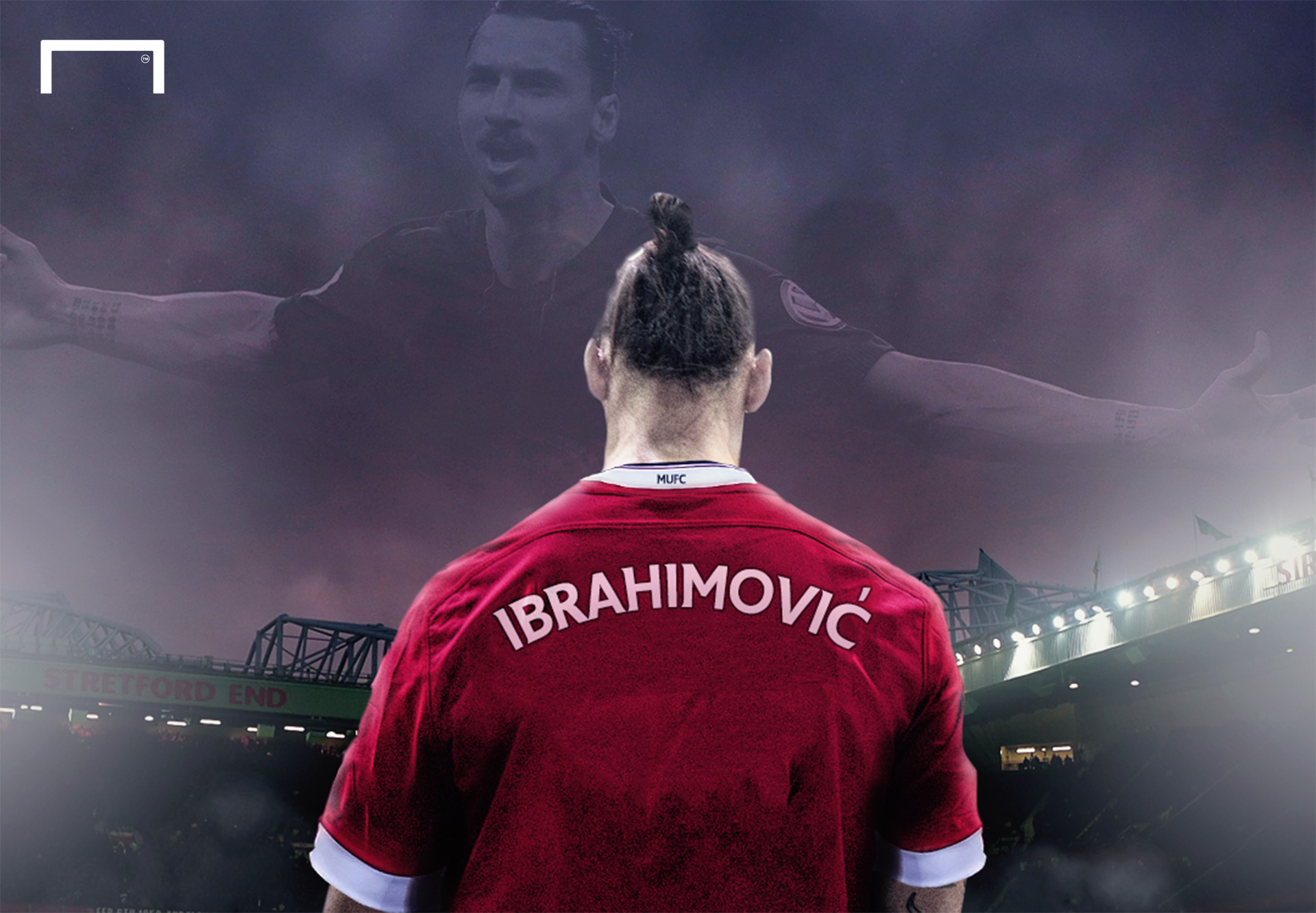Zlatan Ibrahimovic Manchester United  Goal.com