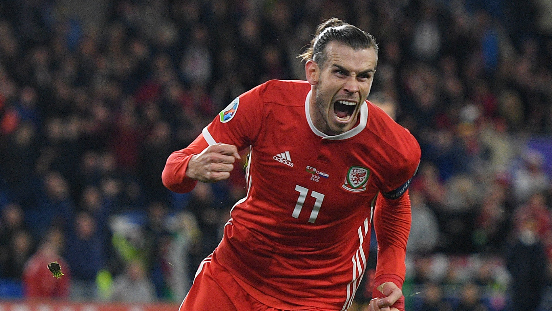 Bale: Playing for Wales more exciting than Real Madrid