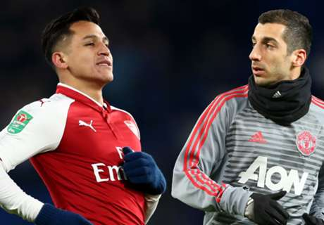 Transfer latest: Alexis & Mkhitaryan in straight swap deal
