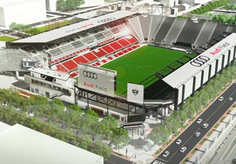 DCU stadium named Audi Field