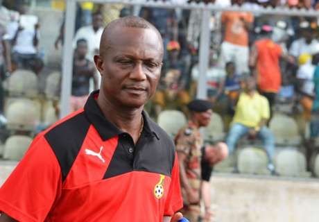 Appiah turns attention to Afcon qualifying