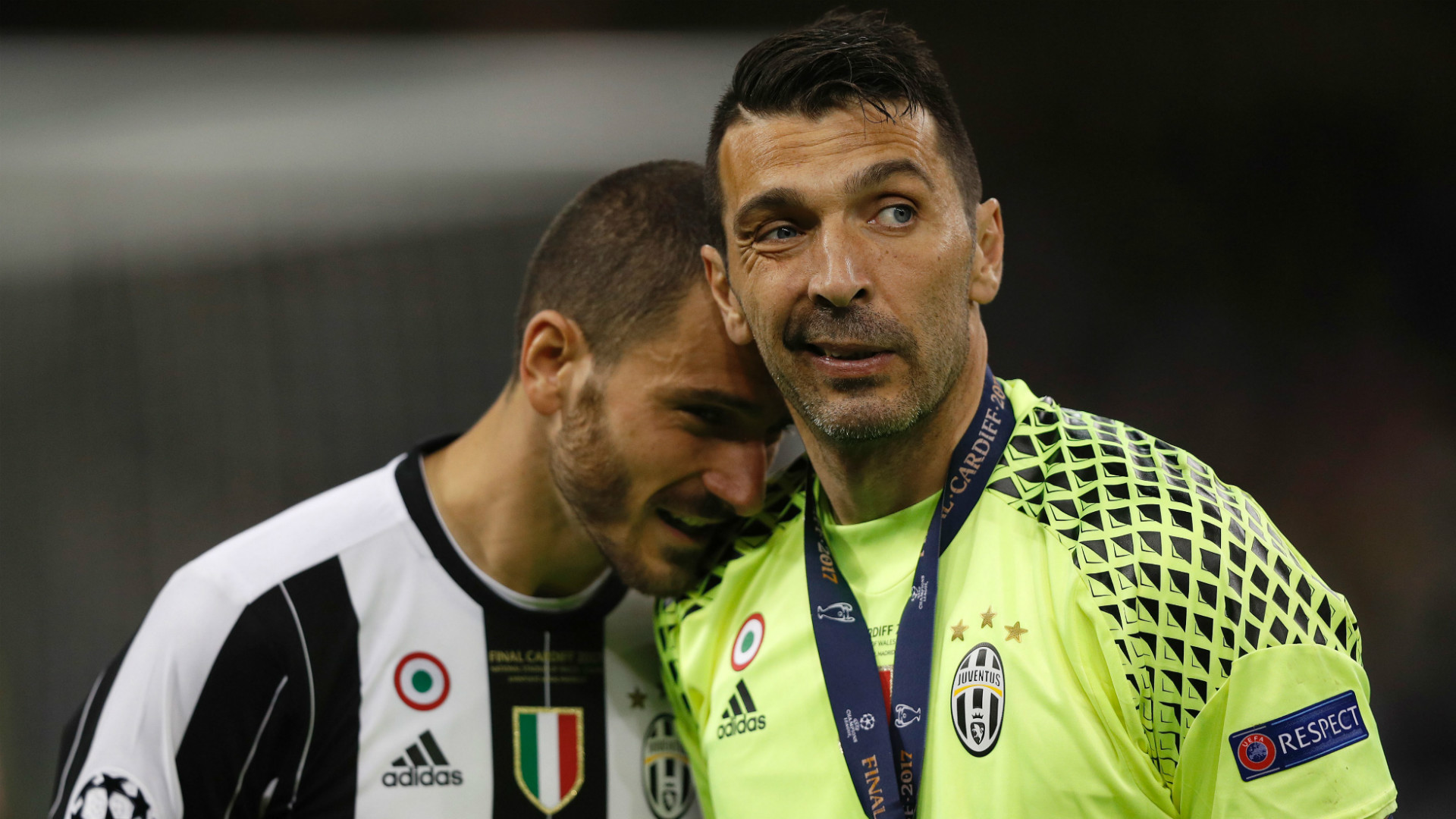 Bonucci denies Champions League final bust-up with Dybala