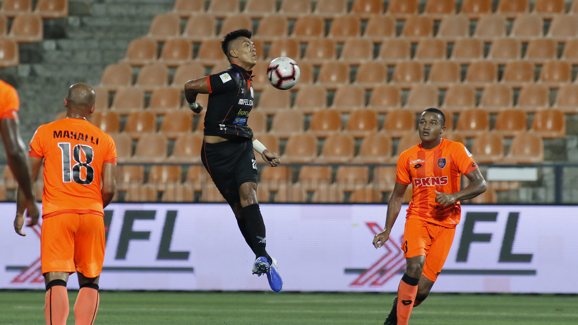 Veteran striker urges more Singaporean players to seek M-League contracts