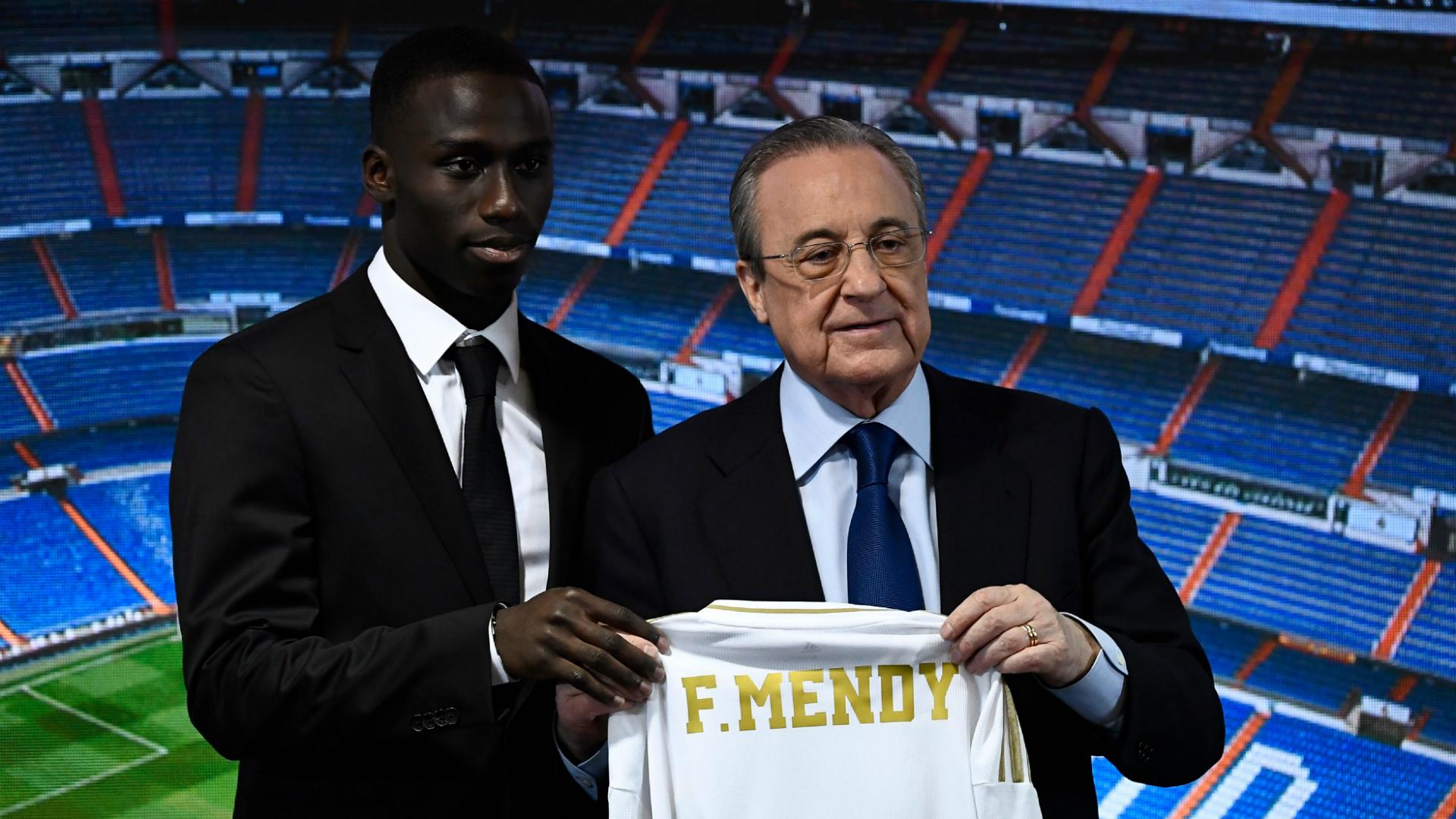 """Real Madrid, Ferland Mendy évoque la concurrence avec Marcelo : """"J'espère tout faire pour être performant"""""""