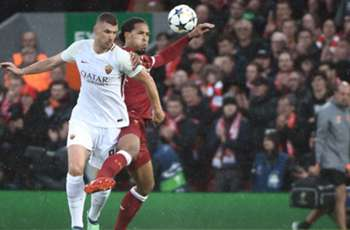 GALLERY: Mohamed Salah masterminds AS Roma's fall at Anfield