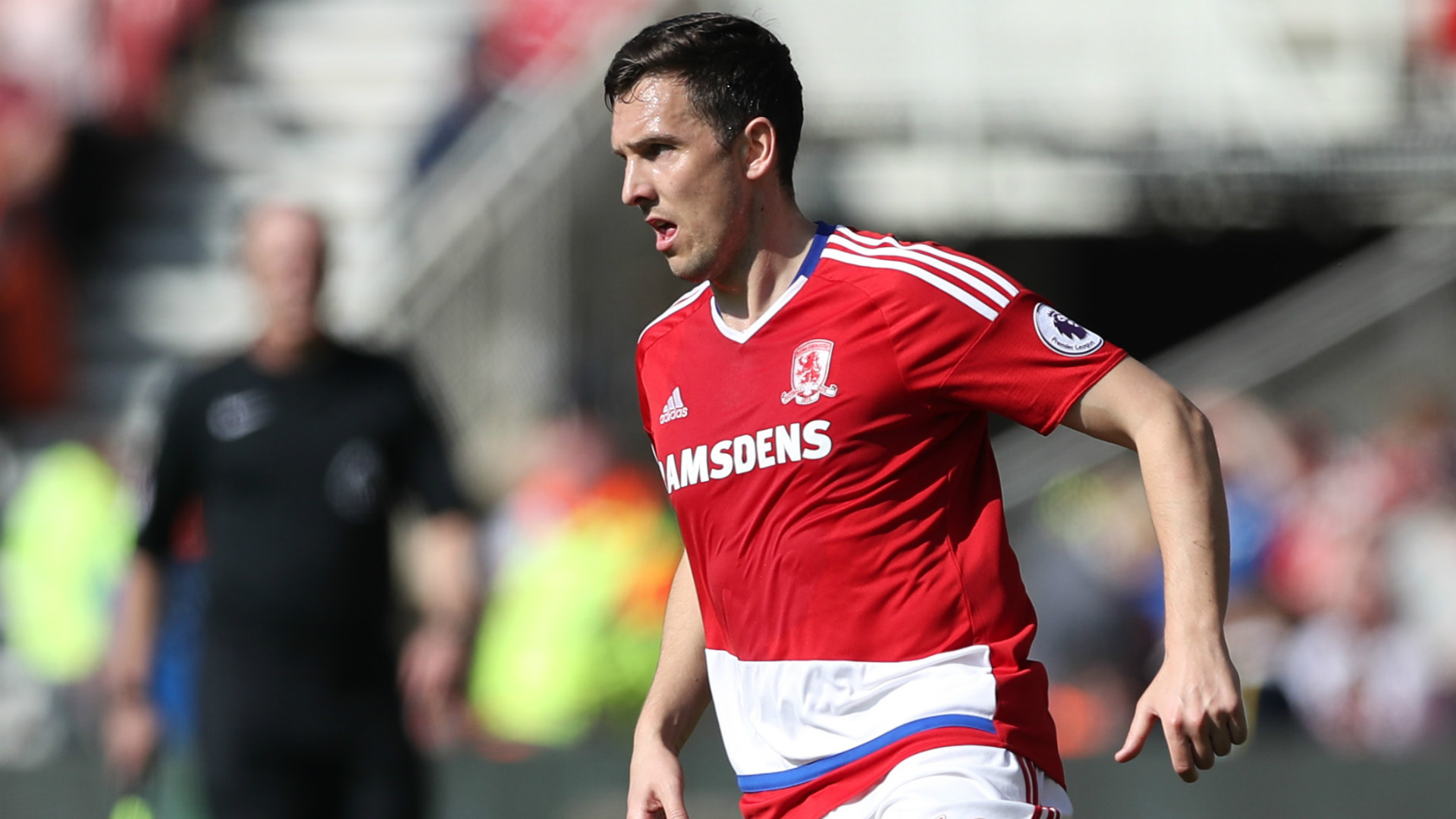 Stewart Downing Middlesbrough Premier League
