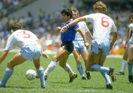 Maradona: The story of the Hand of God
