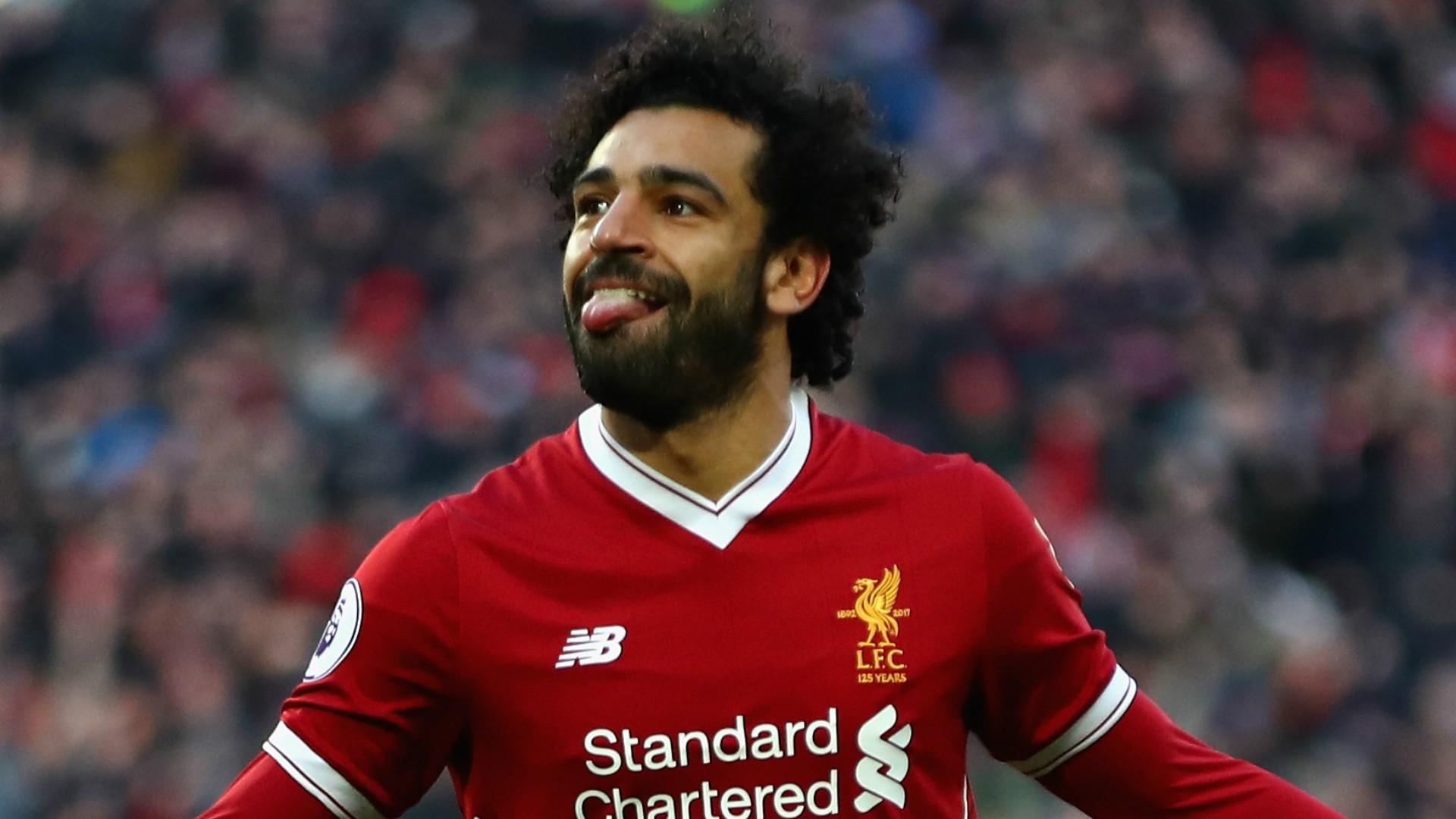 Salah Record Leaves Cavani, Kane & Messi Trailing In His