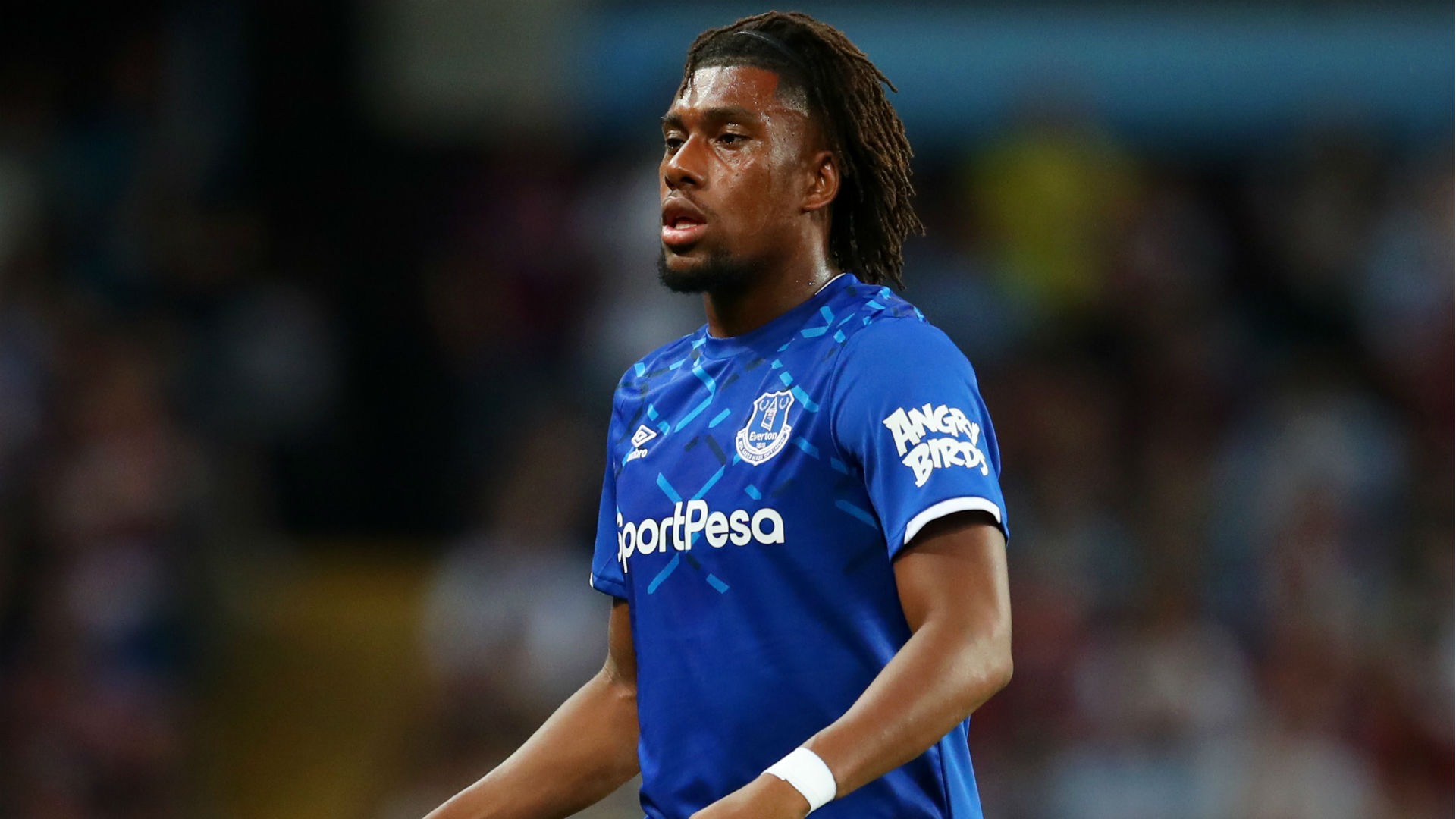 Iwobi's Everton lose at home to Sheffield United