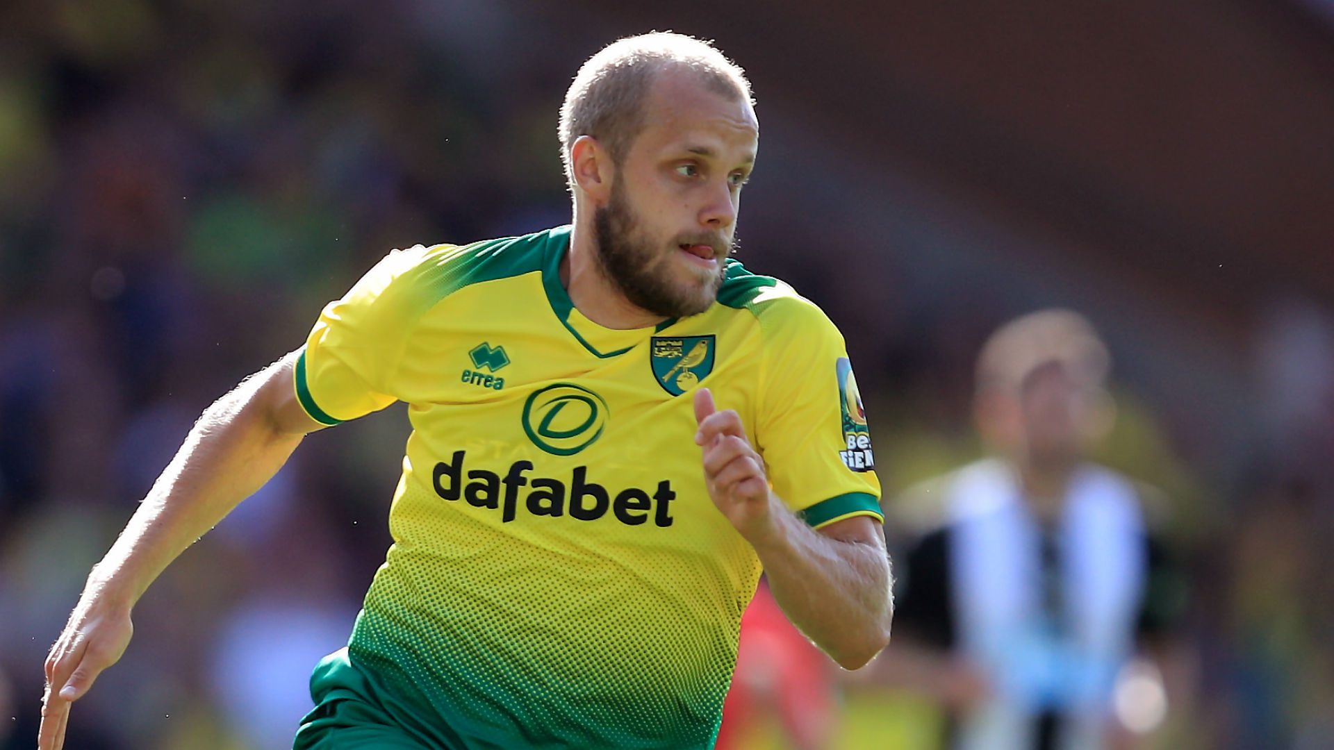 'I stole the ball' to secure hat-trick says Norwich City hero Pukki