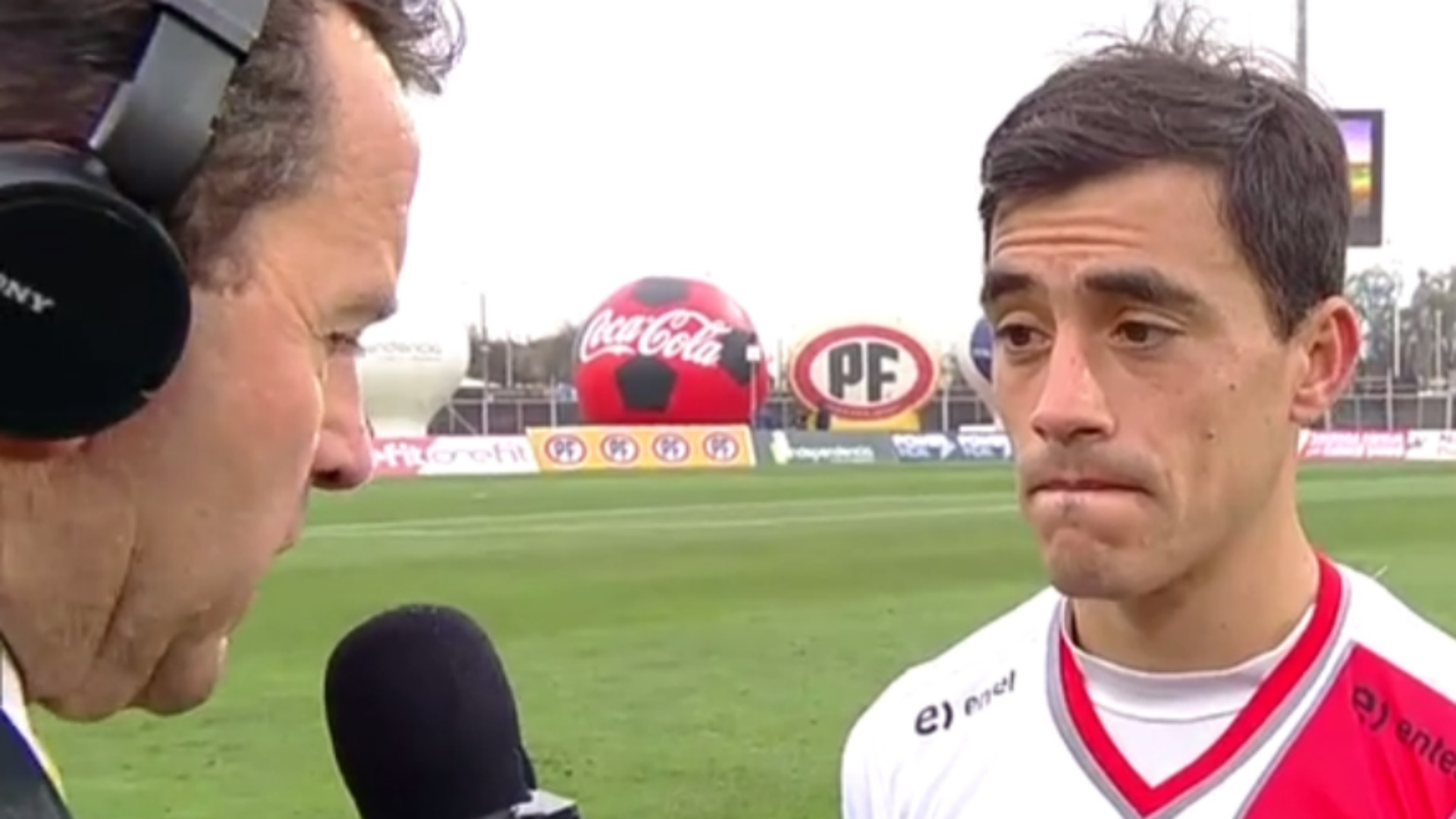 La dura acusación de jugador de Curicó contra Gamboa