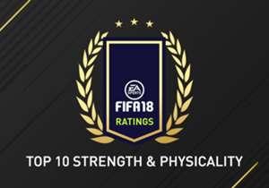 Nog een paar dagen totdat FIFA 18 op 29 september in de winkels ligt. Voor de release kijken we naar de tien fysiek sterkste spelers.