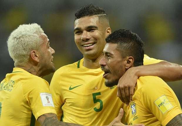 Qual é o time do Brasil  Quem vai substituir Neymar  Quem está dentro da c0b0d8f1f7bb3