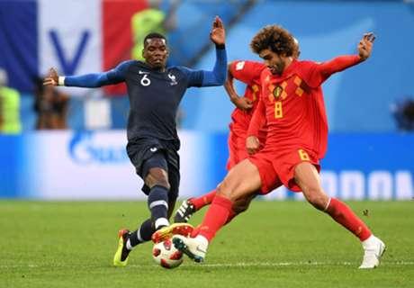 El nuevo ranking FIFA: Bélgica toma la cabeza en septiembre