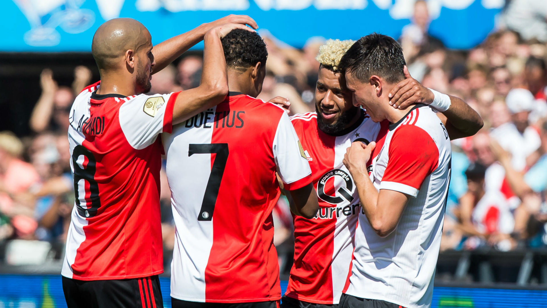 Feyenoord - Willem II, 27082017