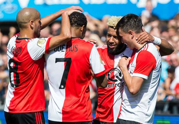 Feyenoord imponeert tegen Willem II