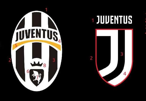 Nuovo logo juventus rebranding pi coraggioso di sempre for Logo juventus vecchio