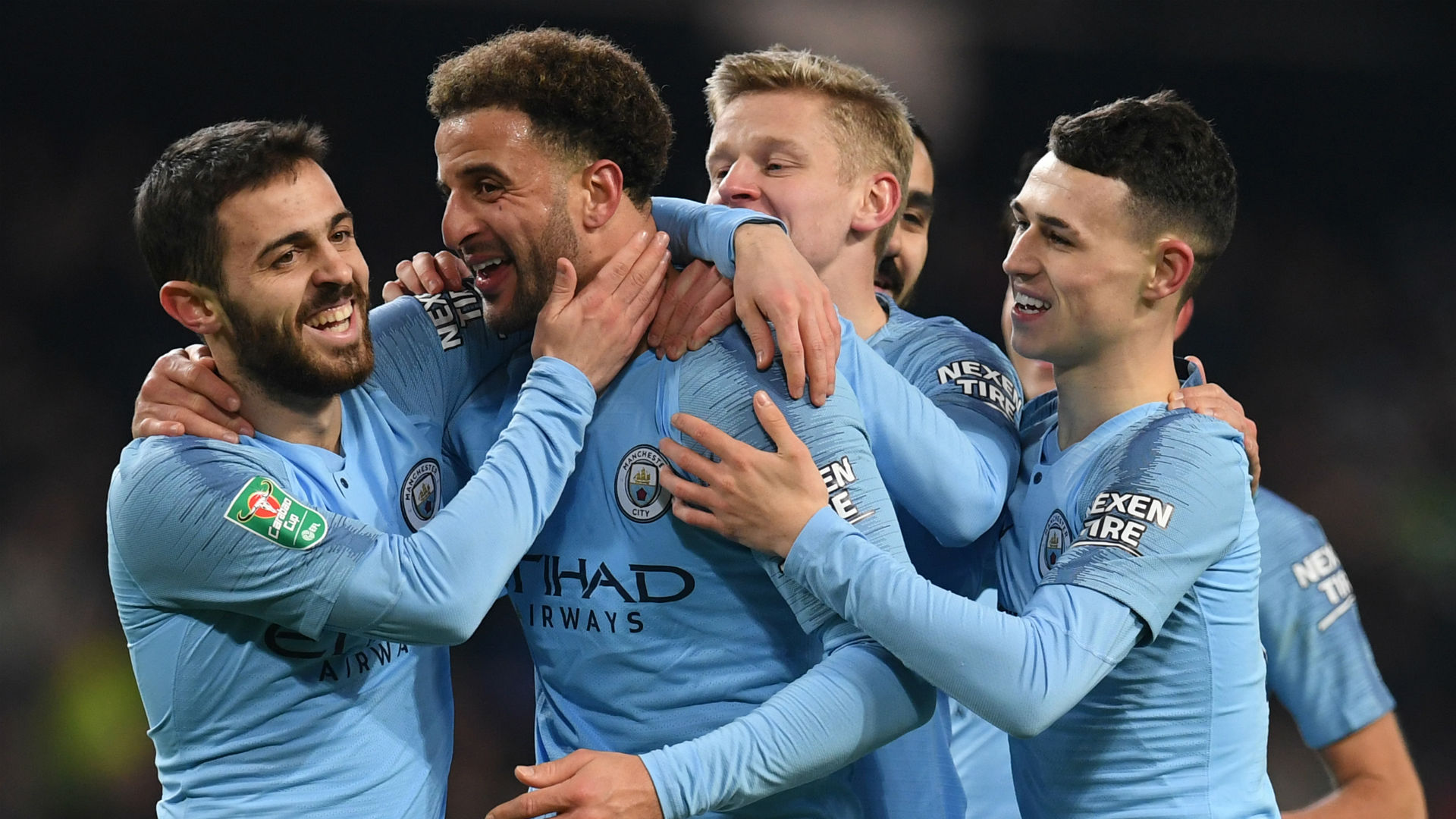 Walker reveals Man City exit plan and Champions League ambition
