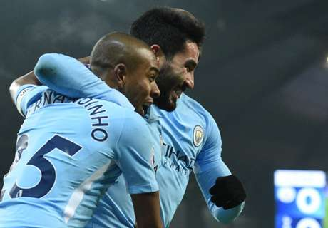 Unstoppable City in a league all of their own