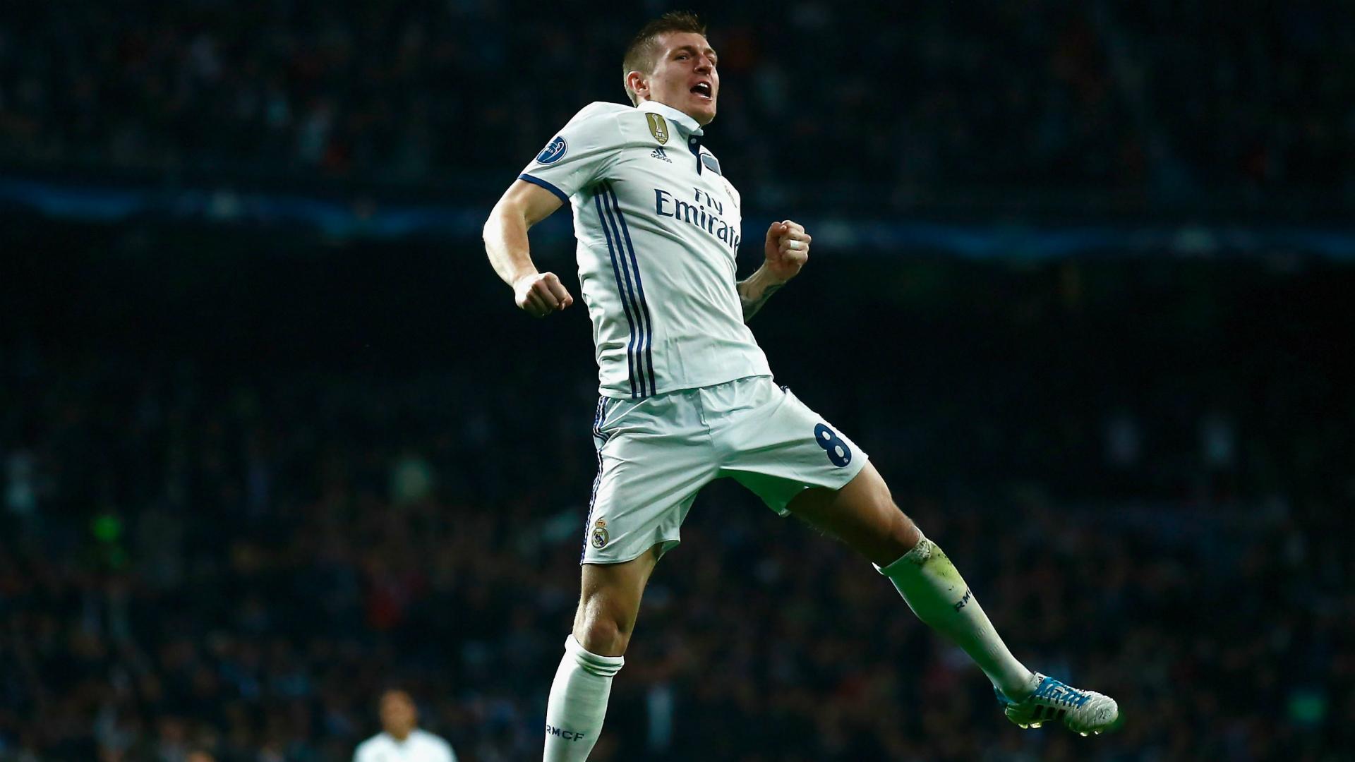 Toni Kroos Real Madrid Napoli