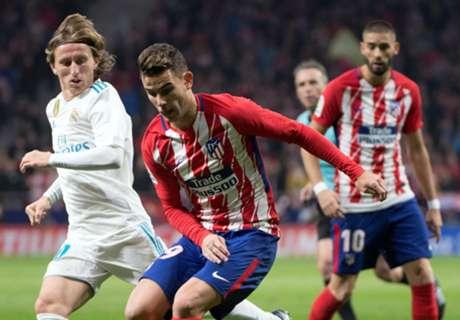 Barça lachende derde na Atlético - Real