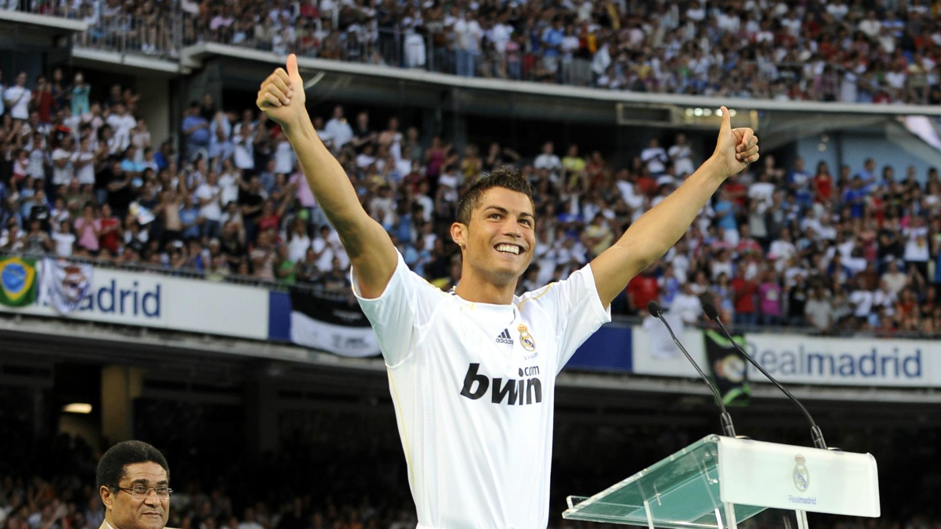 Cristiano Ronaldo Real Madrid 2009