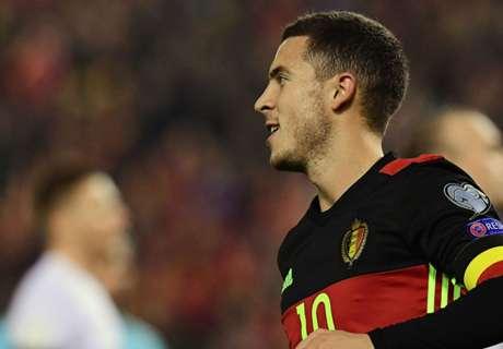 Belgia Umumkan Kondisi Hazard