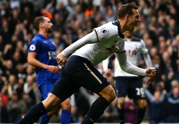 Tottenham 1-1 Leicester City: Musa cancels out Janssen opener