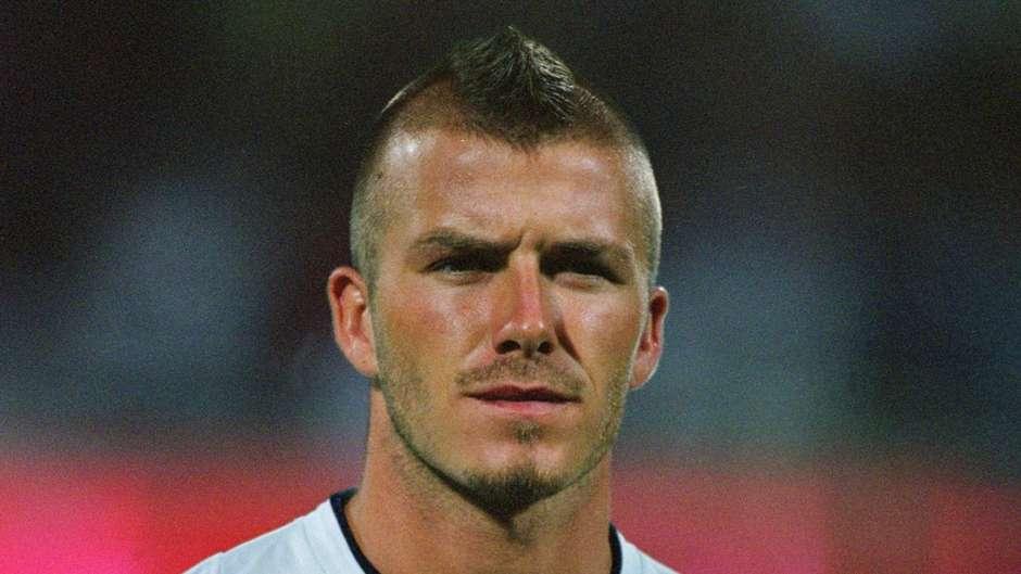 David Beckham 2001