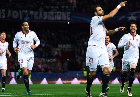 Sevilla finally lose EL title!