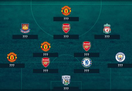 Premier-League-Top-11 der Woche
