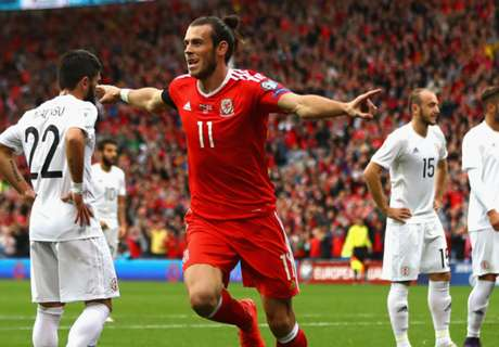 Bale on target in Wales draw
