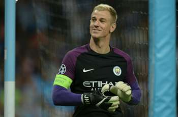 Stones praises Hart as 'ultimate professional' as Man City exit looms