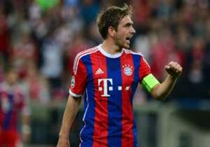 Philipp Lahm Bayern Munich Champions League
