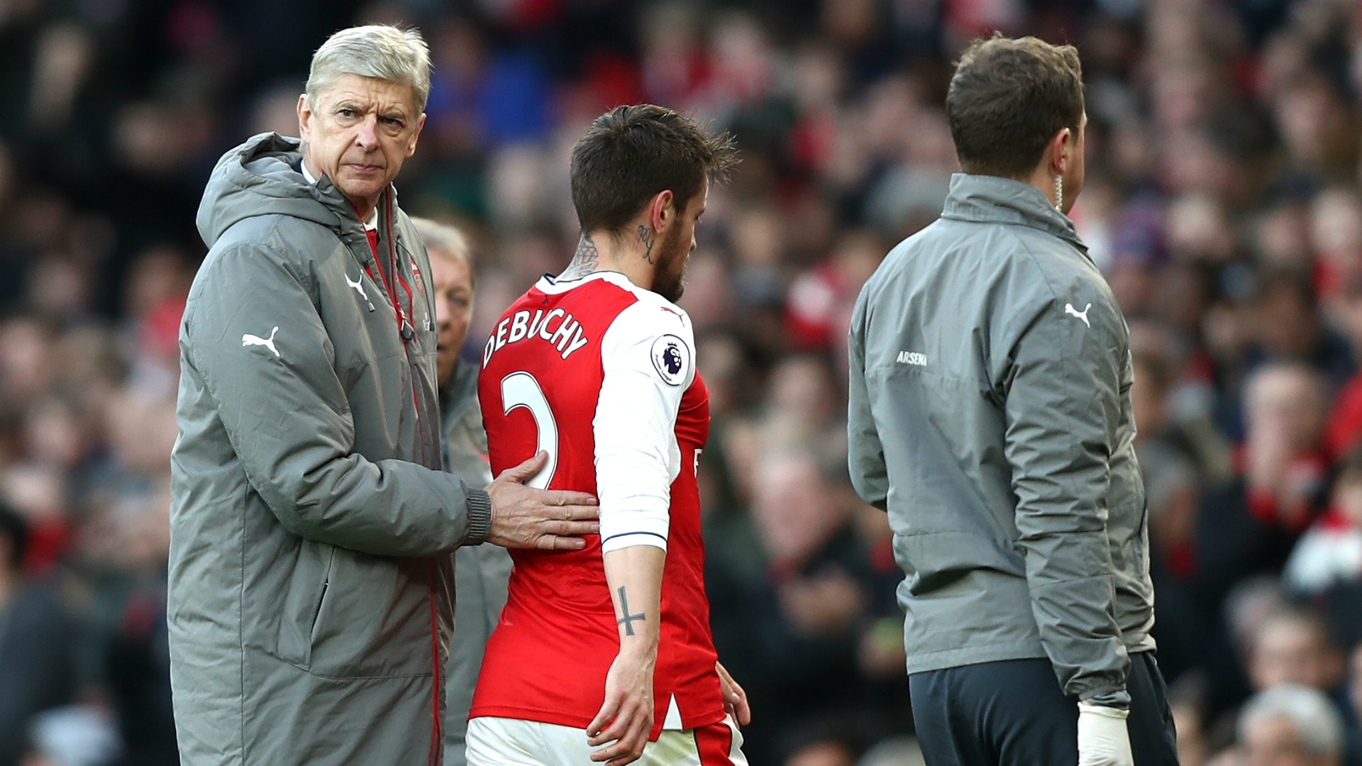 Arsenal's November run of stuttering draws ends with stuttering win over Bournemouth