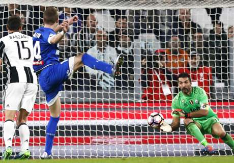 Buffon still Juve's superman