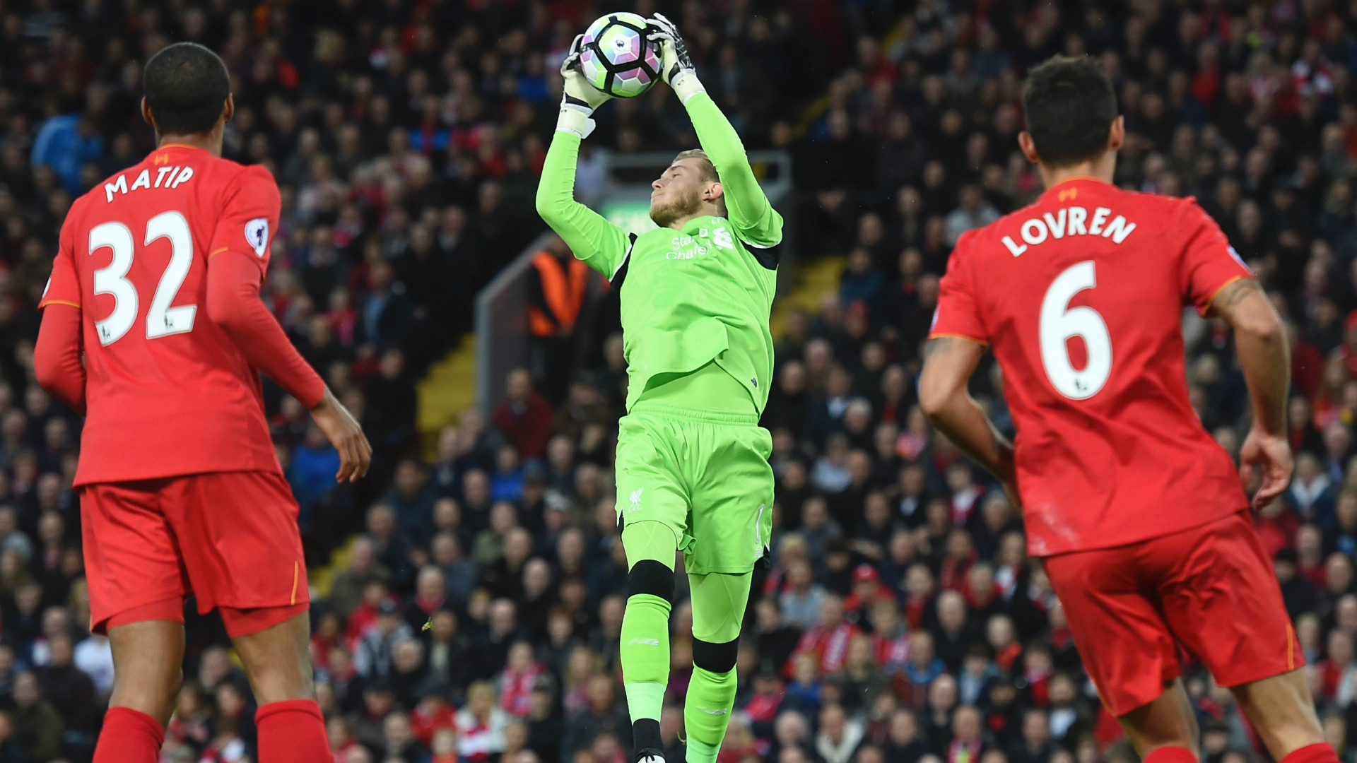 HD Liverpool Karius Lovren Matip