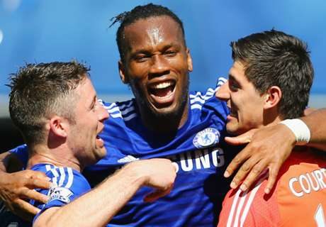 Hiddink dismisses Drogba move reports