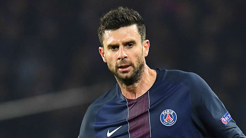 HD Thiago Motta Paris Saint-Germain