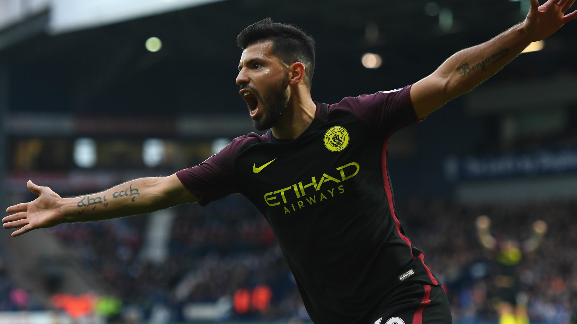 'Aguero Is The Best I Played With'