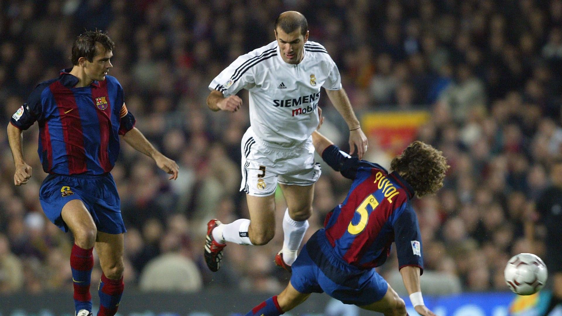 Barcelona y Real Madrid, clásico empate 1-1