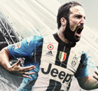 Higuain puts Juve in European elite