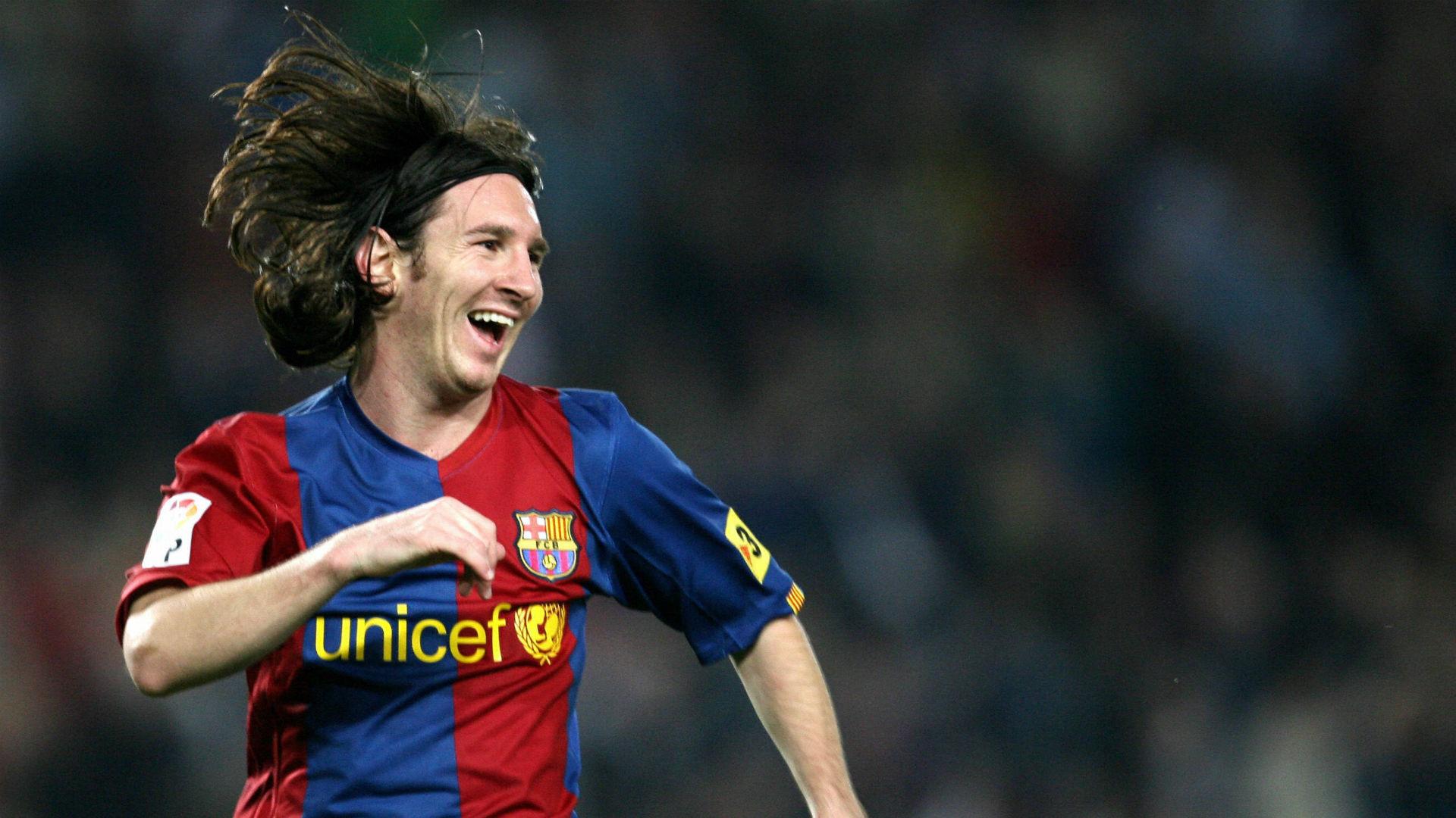 Messi 2007